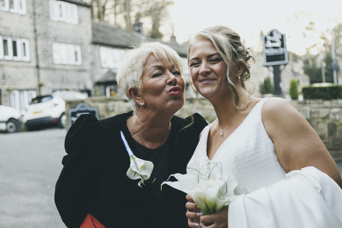Woodman Inn Thunderbridge Huddersfield Wedding by Nathan M Photography